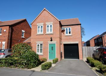 Thumbnail 3 bed detached house for sale in Elizabethan Gardens, Retford