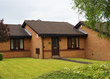 Thumbnail 1 bed bungalow for sale in Wordsworth Crescent, Ashton-Under-Lyne