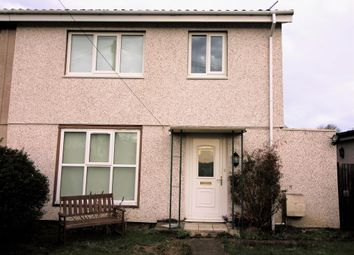 Thumbnail 3 bed semi-detached house for sale in Teesdale Road, Corby, Northants