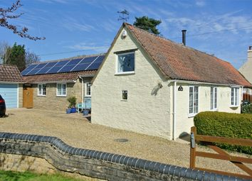 Thumbnail 3 bed semi-detached bungalow for sale in Braceborough, Stamford, Lincolnshire