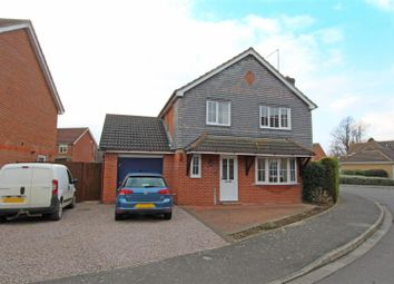 Thumbnail 4 bed detached house for sale in Coleridge Place, Bourne