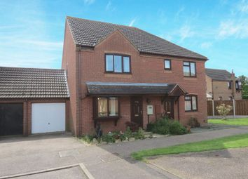 Thumbnail 3 bed semi-detached house for sale in Churchfields Road, Folkingham, Sleaford