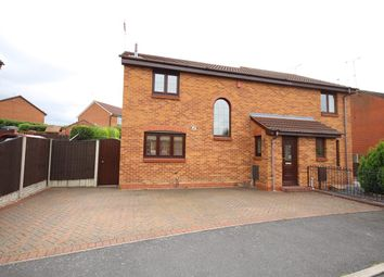 Thumbnail 2 bed semi-detached house to rent in Warwick Drive, Shipley View, Ilkeston