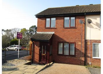 Thumbnail 3 bedroom semi-detached house for sale in Mill End, Newton Abbot