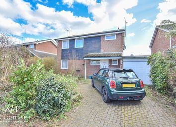 Thumbnail 4 bed detached house for sale in Patten Close, Marks Tey, Colchester