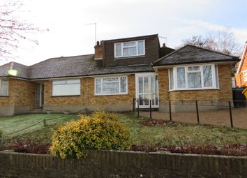 Thumbnail 4 bed semi-detached bungalow for sale in St Marys Avenue, Northchurch, Berkhamsted