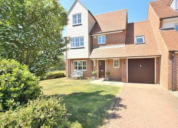 Thumbnail 4 bed link-detached house for sale in South Quay, Abingdon, Oxfordshire