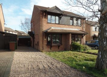 Thumbnail 2 bed semi-detached house to rent in Digby Close, Lincoln
