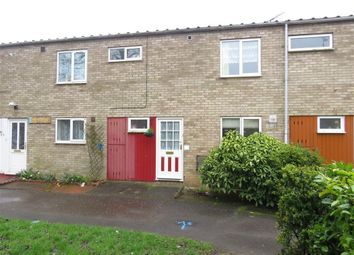 Thumbnail 3 bed terraced house for sale in Willonholt, Ravensthorpe, Peterborough