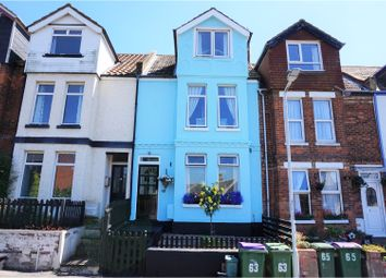 Thumbnail 4 bedroom terraced house for sale in Penfold Road, Folkestone