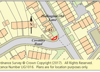 Thumbnail Land for sale in Coventry Road, St. Leonards-On-Sea