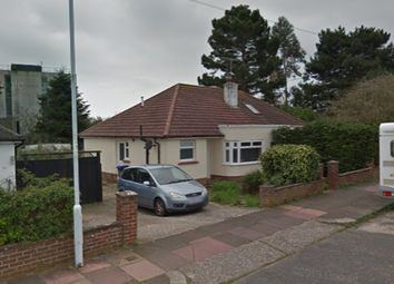 Thumbnail 2 bed semi-detached bungalow to rent in Clarendon Road, Broadwater, Worthing