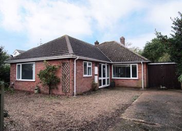 Thumbnail Detached bungalow to rent in Heath Road, Hickling, Norwich