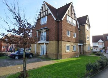 Thumbnail 2 bed flat for sale in Avocet Walk, Iwade, Kent