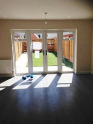 Thumbnail 2 bedroom terraced house to rent in Aviation Walk, Chatham