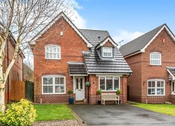 Thumbnail 3 bedroom detached house for sale in Canalside Close, Penkridge, Stafford, Staffordshire