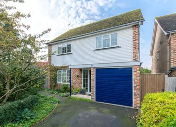 Thumbnail 4 bed detached house for sale in Christie Avenue, Ringmer