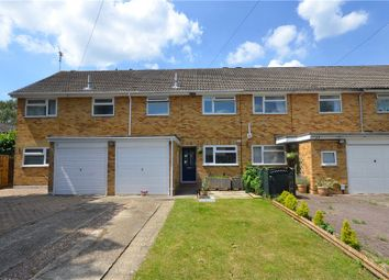 Thumbnail 3 bedroom terraced house for sale in Fox Drive, Yateley, Hampshire