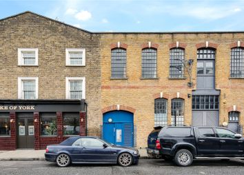 Thumbnail 2 bed flat for sale in Hertford Road, London