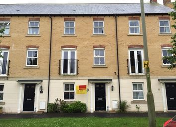Thumbnail 4 bed town house for sale in Elmhurst Way, Carterton