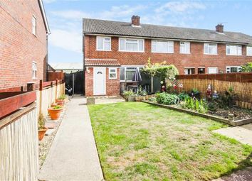 Thumbnail 3 bed end terrace house for sale in Ruskin Avenue, Swindon, Wilts