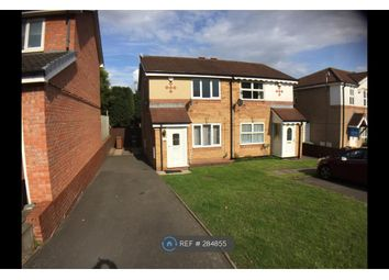 Thumbnail 2 bed semi-detached house to rent in Wenlock Gardens, Walsall
