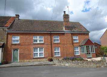 Thumbnail 4 bed end terrace house for sale in Court Lane, Stoford