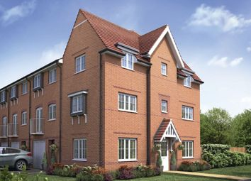 "Thumbnail 3 bed semi-detached house for sale in ""Brentwood"" at Bruntcliffe Road, Morley, Leeds"