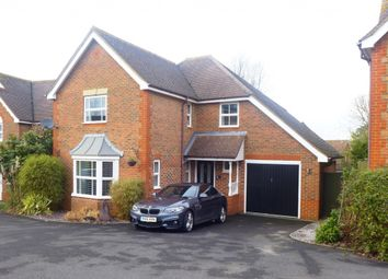 Thumbnail 4 bedroom detached house for sale in Redwing Road, Basingstoke