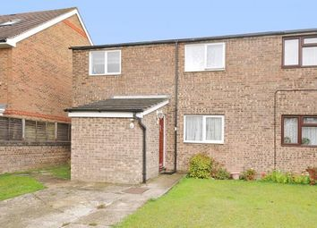 Thumbnail 2 bedroom end terrace house for sale in Saunders Road, Oxford
