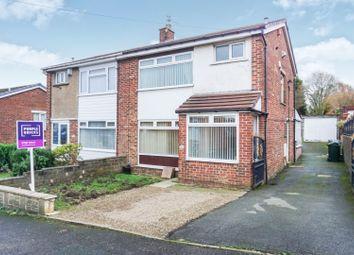 Thumbnail 3 bedroom semi-detached house for sale in Denbrook Walk, Bradford