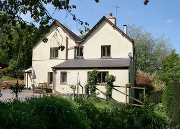 Thumbnail 4 bed detached house for sale in Morebath, Tiverton