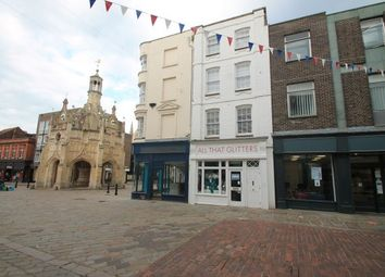 Thumbnail 2 bed maisonette to rent in North Street, Chichester