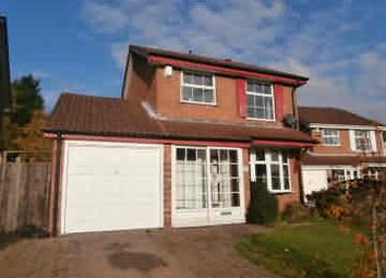 Thumbnail 3 bed detached house to rent in Oakenhayes Crescent, Minworth, Sutton Coldfield