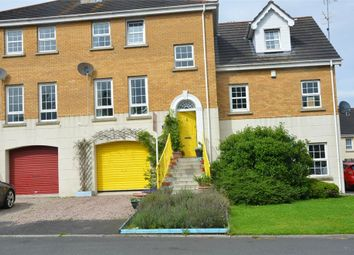 Thumbnail 4 bed town house for sale in Summerhill, Banbridge, County Down