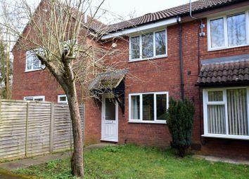 Thumbnail 2 bedroom terraced house for sale in Sharman Walk, Bradwell, Milton Keynes