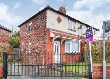 2 bed semi-detached house for sale in Reddish Road, South Reddish, Stockport SK5