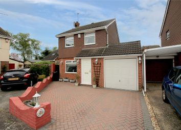 Thumbnail 3 bedroom property for sale in Cardine Close, Sittingbourne, Kent