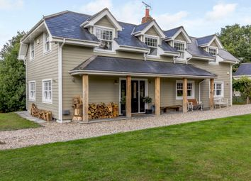 Thumbnail 6 bed detached house for sale in Wood Edge, Main Road, Chelmsford, Essex
