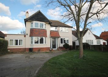 Thumbnail 4 bed detached house for sale in Sladburys Lane, Holland-On-Sea, Clacton-On-Sea