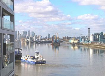Thumbnail 1 bed flat for sale in Duke Of Wellington Avenue, Royal Arsenal, Woolwich
