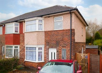 Thumbnail 3 bed semi-detached house for sale in Cooks Wood Road, Sheffield