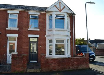 Thumbnail 3 bed end terrace house for sale in St. Pauls Road, Aberavon, Port Talbot, Neath Port Talbot.