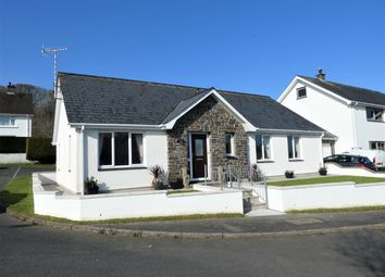 Thumbnail 3 bed detached bungalow for sale in Aberaeron, Ceredigion