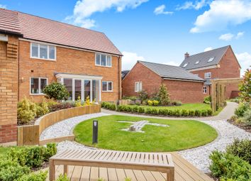 Thumbnail 5 bed detached house for sale in Wellington Place, Market Harborough