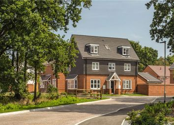 Thumbnail 4 bed detached house for sale in Sandhurst Gardens, High Street, Sandhurst