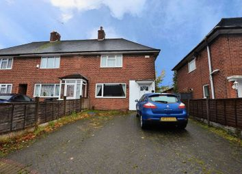 Thumbnail 3 bed end terrace house to rent in Inglemere Grove, Northfield, Birmingham