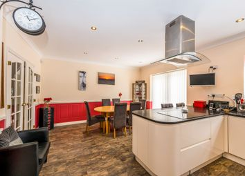 Thumbnail 5 bedroom detached house for sale in Tancred Close, Wootton, Northampton