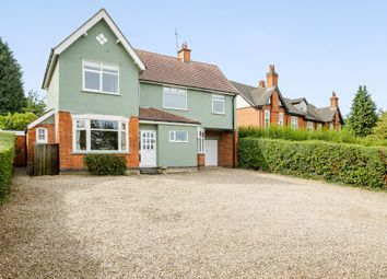 Thumbnail 5 bed detached house for sale in Uppingham Road, Thurnby, Leicester, Leicestershire