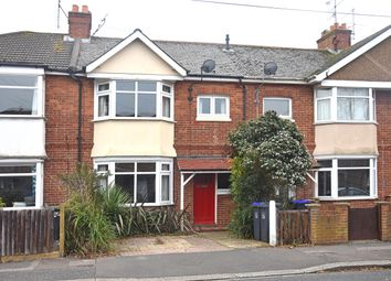 Thumbnail 3 bed terraced house to rent in St. Elmo Road, Worthing